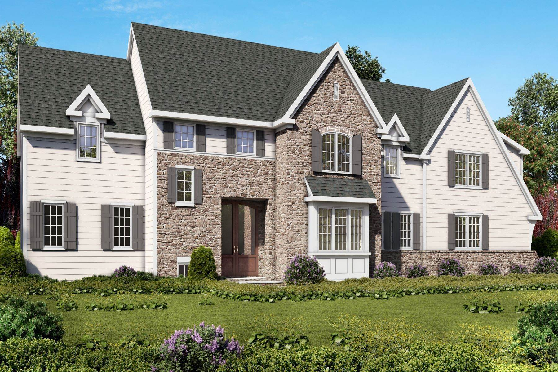 2. Single Family Homes for Sale at Pinnacle at Rolling Hills 14 SHULL FARM RD Erwinna, Pennsylvania 18920 United States