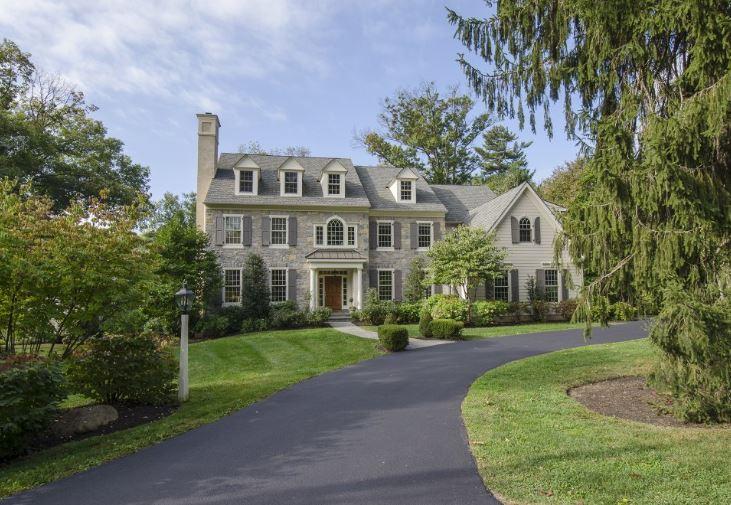 Radnor Township Estates for Sale