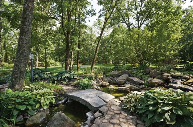 lush gardens bucks county