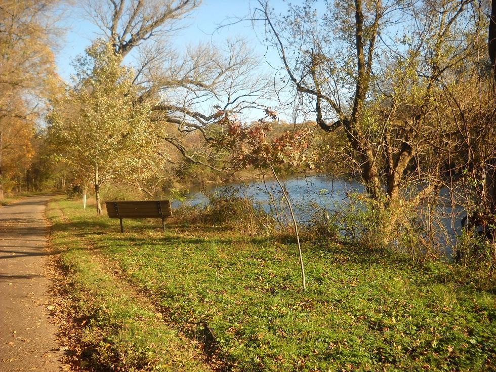 Bucks County's Neshaminy Creek