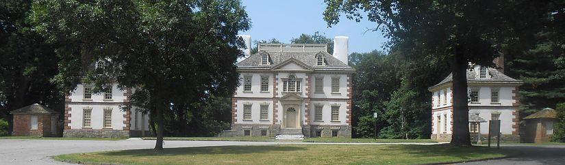 The original Mount Pleasant in Philadelphia's Fairmount Park