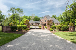 6206 Greenhill Rd, Doylestown, PA~$1,397,500 ~ Over 5,000 sq ft, this stone home situated on 3 acres, has remarkable renovations featuring a first floor master bedroom with his and her closets and a sitting room. This home is fully equipped with 5 bedrooms and 4 baths, Gourmet kitchen with granite countertops open to a large living room with a stone fireplace and 9+ foot high ceiling. Finished basement perfect for a media room/ game room.