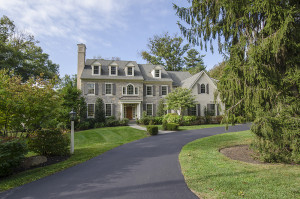 314 Edgehill Rd, Wayne, PA ~$2,195,000 ~ A home buyers dream come true! Built only 8 years ago, in Randor's  cul-de-sac neighborhood on an acre, this home has fabulous amenities to the finest quality throughout. With 5 bedrooms and 5 baths, this home is defiantly something to be talked about. With high ceilings and 4-piece crown molding, spacious Gourmet kitchen, and finished lower level with wine room, gym, and full bathroom this home truly has everything!