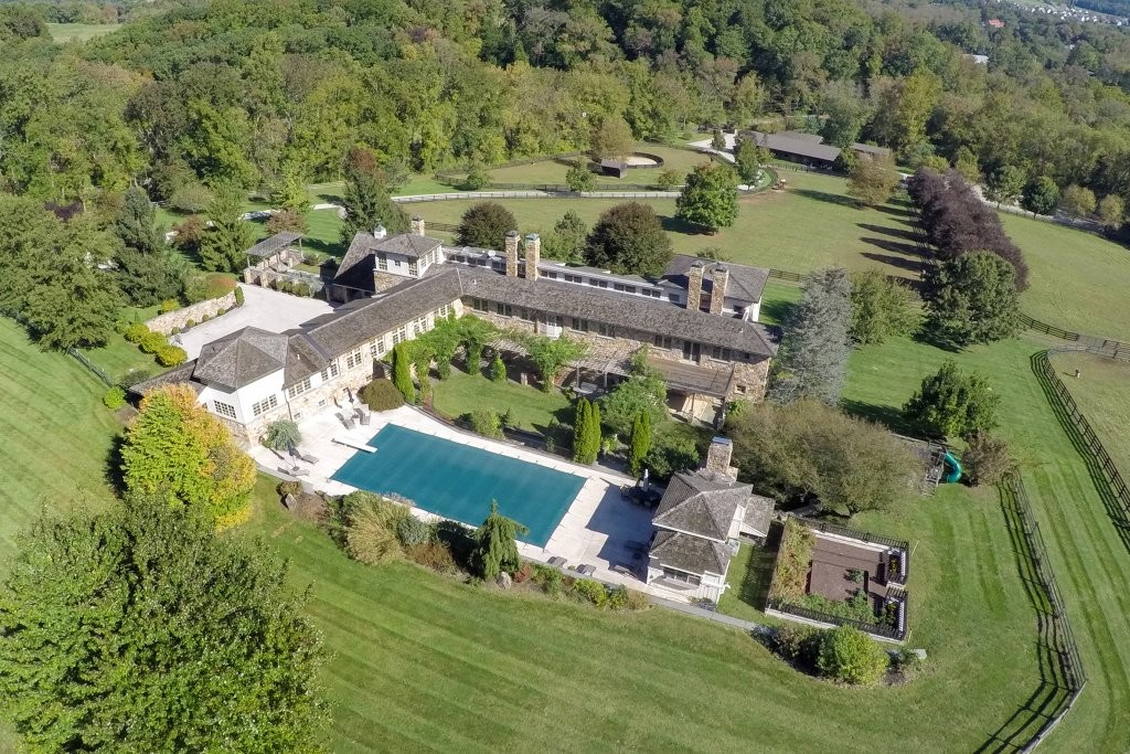 Chester County equestrian property